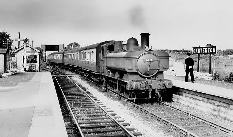 7411 Carterton 2 June 1954