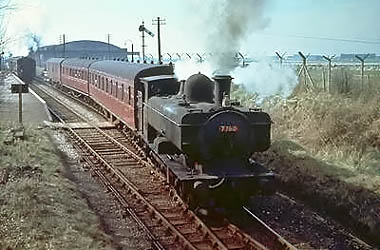 7760 at Brize Norton & Bampton on 4 March 1961