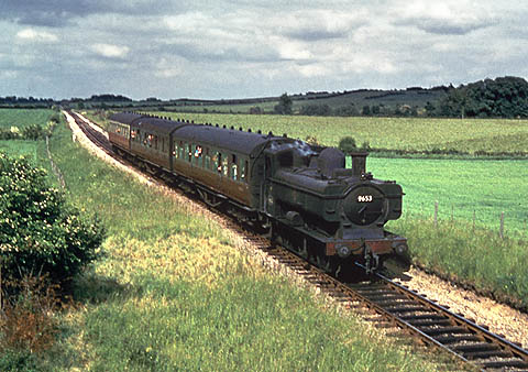 9653 Brize Norton & Bampton 16 June 1962