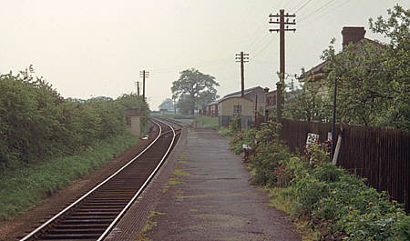 South Leigh Station 1960s